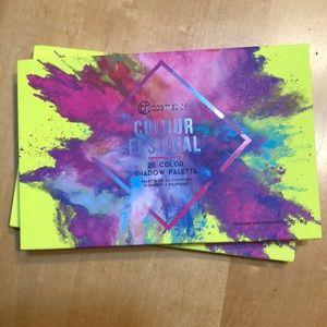 BH Cosmetics Colour Festival Palette